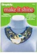 Simplicity make ti shine holiday necklace kit - angel