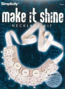 Make It Shine Button & Lace Necklace Kit