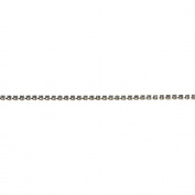 Cousin Jewellery Basics 24-Inch/61cm 6SS Crystal/Silver Rhinestone Chain