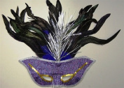 Feather Mask M104