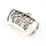 Jewellery Scarf Accesorries, Scarf Tube, DIY Scarf Charm Pendant