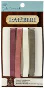 Laliberi Julie Comstock Hair Bands, Soft Light Plain