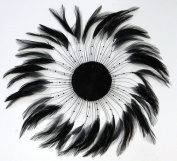 3 Pcs Full Pinwheels - BLACK