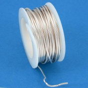 Artistic Wire Craft Non Tarnish Silver Plated 18 Ga 4Yd