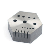 HEXAGONAL STEEL RIVERTING BLOCK