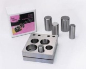 Bead Landing Disc Cutter Kit - Perfect For Punching Holes In Metal Jewellery!
