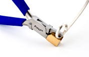 """Forca RTGS-258 Jewellery Bow Closing and Ring Forming Pliers with Brass Jaws 5.50"""" ~ 140mm"""
