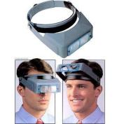 2.75X OptiVisor Loupe Jewellers Headset Magnifying Glass