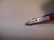 Tronex Model 5223 Taper Relief Cutter Razor Flush Cutting Edges