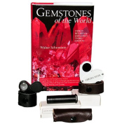 Chelsea filter , Dichroscope, Jewellers Loupe - Gem Identification Tools Bundle - 4 items