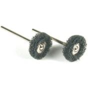 2 Brushes Jewellery Polishing Satin Finish fits For For For For For For For For Dremel