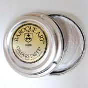Springfield Leather Company Baroque Art Gilders Paste Silver 30ml 1.5oz