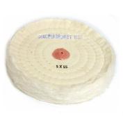 Muslin Buffing Wheel 13cm