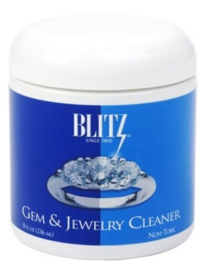 Blitz 651 6-Pack Gem and Jewellery Cleaner, 8 Fluid Ounce
