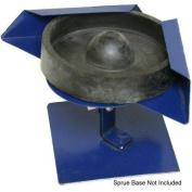 Casting Sprue Wax Base Holder For Rubber Base