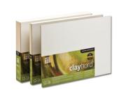 Ampersand Claybord 0.3cm Flat Panel - 23cm x 30cm