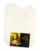 Speedball Mona Lisa 25cm -by-36cm Gessoed Artists Palette