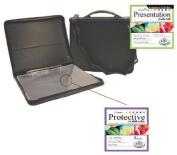 Deluxe Presentation Portfolio Case with 10 Sleeves~36cm x 43cm