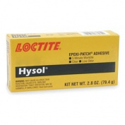 Epoxy Adhesive, 2 Part, Clr, 50mL, Cartridge