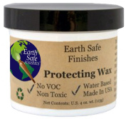 Earth Safe Finishes Protecting Wax, No VOC, 120ml