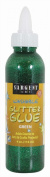 Sargent Art 22-1866 120ml Glitter Glue, Green