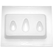 Resin Epoxy Mould For Jewellery Casting - Large And Small Teardrops