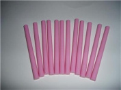 Pink Coloured Glue Sticks mini X 10cm 12 sticks