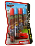 "Disney ""Cars"" 4 Piece Glue Stick Featuring ""The Fabulous Hudson Hornet"""