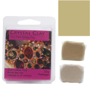Crystal Clay 2-Part Epoxy Clay Kit 'Gold' 25 Grammes