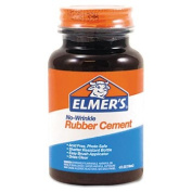 Rubber Cement, Repositionable, 120ml