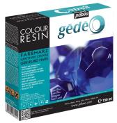 Pebeo Gedeo Colour Resin, 150ml, Lapis Blue