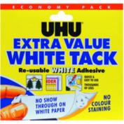 UHU WHITE TACK ECONOMY 43527