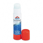 Elmer`s : Extra-Strength Office Glue Sticks, .830ml, Stick, 24 per Pack -:- Sold as 2 Packs of - 24 - / - Total of 48 Each