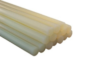 LOW TEMP Hot Melt Glue Stick for Packaging, 1.6cm x 25cm