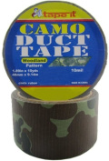 Camouflage Print Duct Tape