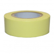 Lychee Craft Lemon Yellow Decorative Craft Paper Pure Colour Washi Tape