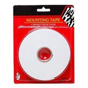 .75in X 5.5yd X 2mm Double-stick Foam Mounting Tape