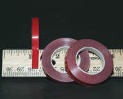 Graphic Chart Tape, Red Gloss 1/ 10cm x 820cm