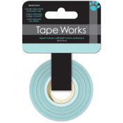 Tape Works Tape, Solid Colour Light Blue