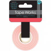 Tape Works Tape, Solid Colour Red