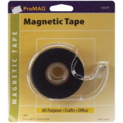 Magnum Magnetics-Corporation ProMAG 1.9cm Thin Magnetic Tape with Dispenser