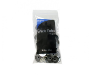 Metal Candle Wick Tabs - 100 pack