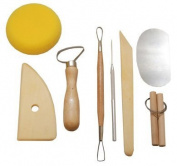 The Essential Pottery Tool Kit Art Alternatives AA16201