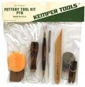Kemper Pottery Tool Kit set of 7
