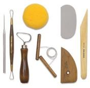 Kemper Pottery Tool Kit - Pottery Tool Kit