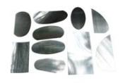 Steel Scrapers 10 pcs set