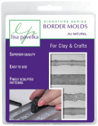 Lisa Pavelka 327014 Border Mould Au Natural