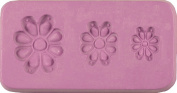 """FlexiMold Silicon Mould, """"Daisies with Extended Petals"""" Mould"""