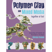 Creative Publishing International-Polymer Clay And Mixed Media