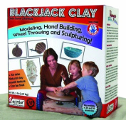 Activa Blackjack Low Fire Clay, 50-Pound